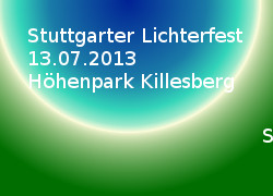 Lichterfest Killesberg